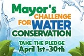 Mayor's Challenge for Water Conservation