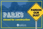 Margate Sports Complex and Southeast Park Closed
