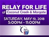 Relay for Life on May 19