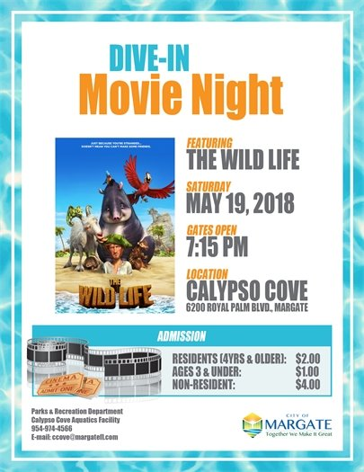 Dive In Movie on May 19th
