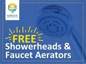 Free Showerheads and Faucet Aerators